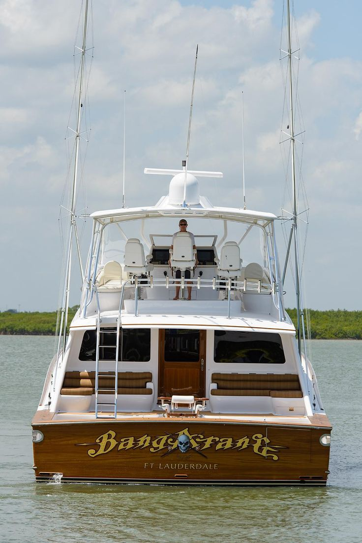 87' Spencer Yachts