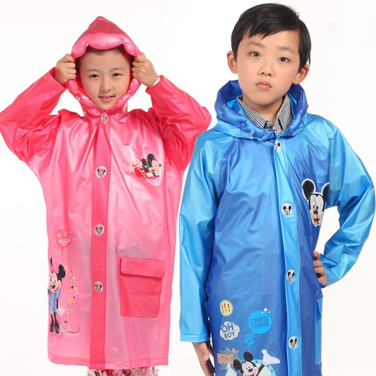 Детская одежда для дождя Kidorable для мальчиков