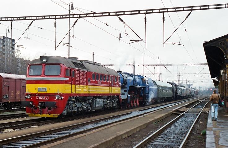 "T679 1502 - ČD ""SERGEJ"""