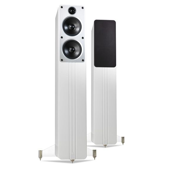 Q Acoustics Concept 40 Floorstanding Speakers Pair
