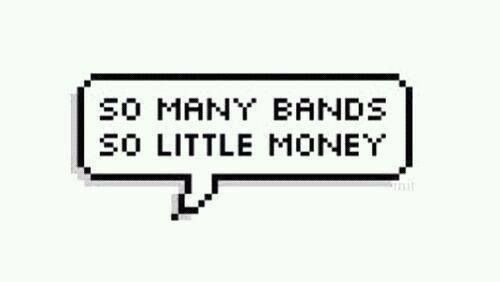 bands have ruined my life