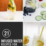 21 Infused Water Recipes for Fall