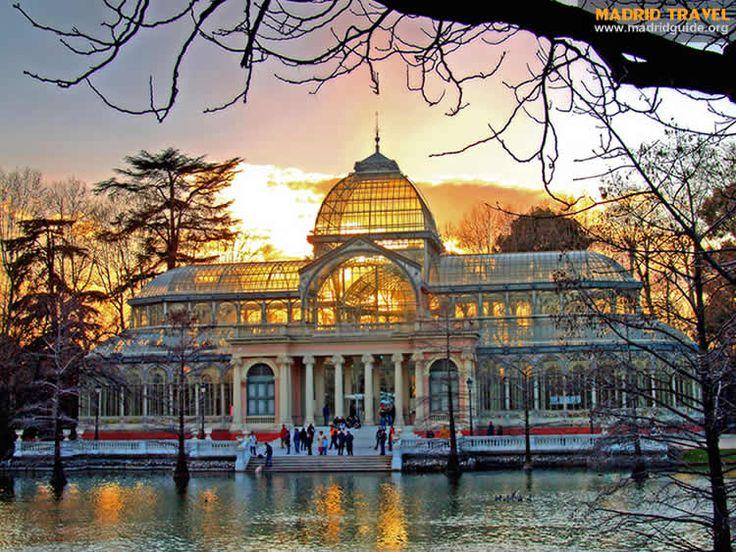 Crystal Palace Madrid, Spain
