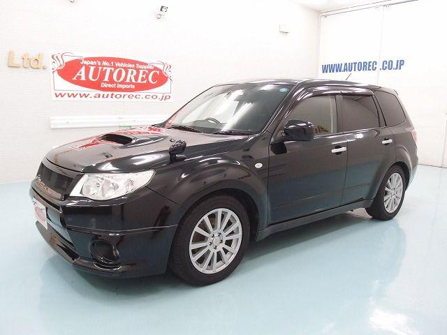Japanese Used Cars for Sale SUBARU FORESTER (SH5-035827) | AUTOREC