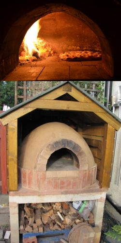 Wood Fired Clay Pizza Oven Build Project | The Homestead Survival