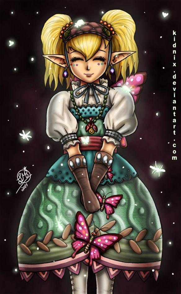 cosplay princess Agitha twilight