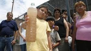 escasez de agua en Argentina