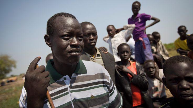 Sudan's Lost Boys Are Drawn Into War at Home  article