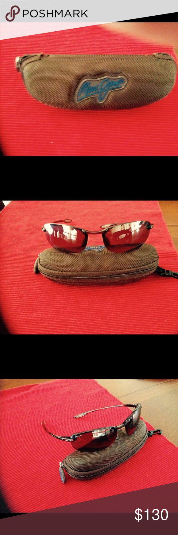 Maui Jim MJ Sport sunglasses Excellent condition! Maui Jim Accessories Glasses