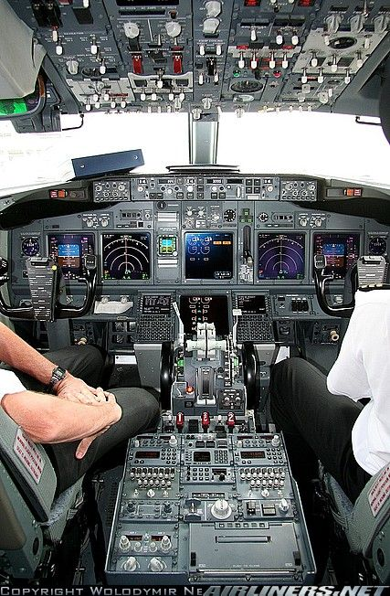 Boeing 737-838 Consider the steep learning curve for this machine. You can see how one could be easily overwhelmed.