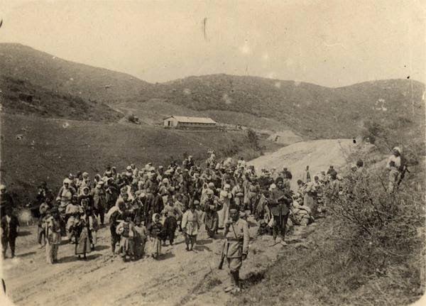 Santeos: Σφαγή των Αρμενίων κατά το 1915. ΜΕΡΟΣ 1ο
