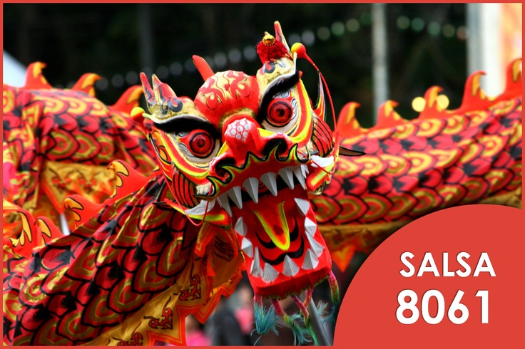 Chinese New Year  #ColourfulFestival