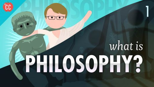 What is Philosophy?: Crash Course Philosophy #1 #news #alternativenews