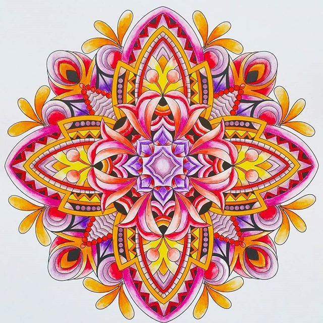 Are you ready for another round of intricate designs that capture your attention for hours on end? Terbit Basuki is back for volume 2 of our most popular adult coloring book to date - Mandalas to Colo
