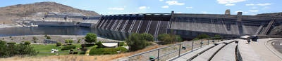 Grand Coulee Dam, Eastern WA