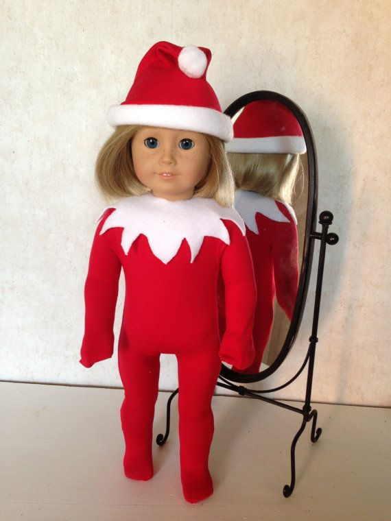 148 best american girl doll Christmas costumes images on Pinterest ...