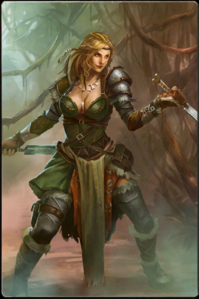 Druid Warrior (2)