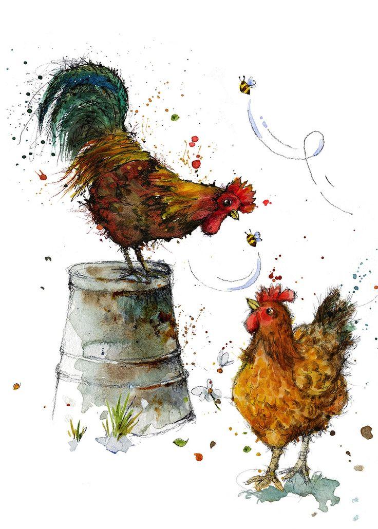 chickens-bucket