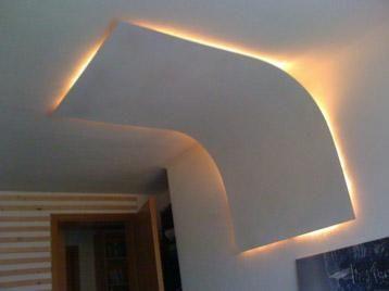 Indirekte Beleuchtung Wand Schlafzimmer : Indirekte Beleuchtung aus MDF Platte.Irgendetwas fehlt mir aber noch ...
