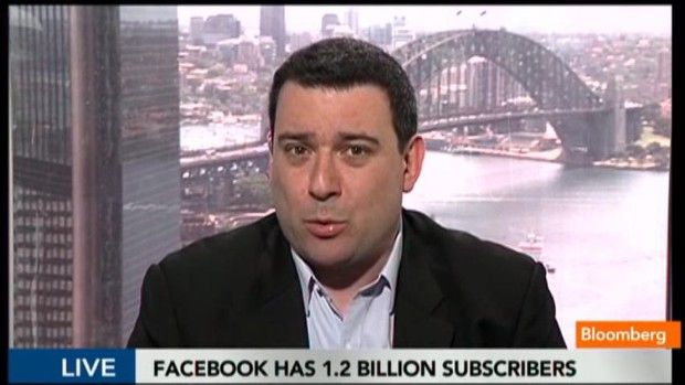 Tom Skotidas interviewed by Bloomberg on the growth in Social Selling among B2B companies in Asia Pacific.