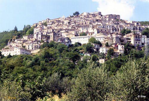 pretoro chieti italy | Pretoro (CH) Abbruzzo Alt. 560 m.