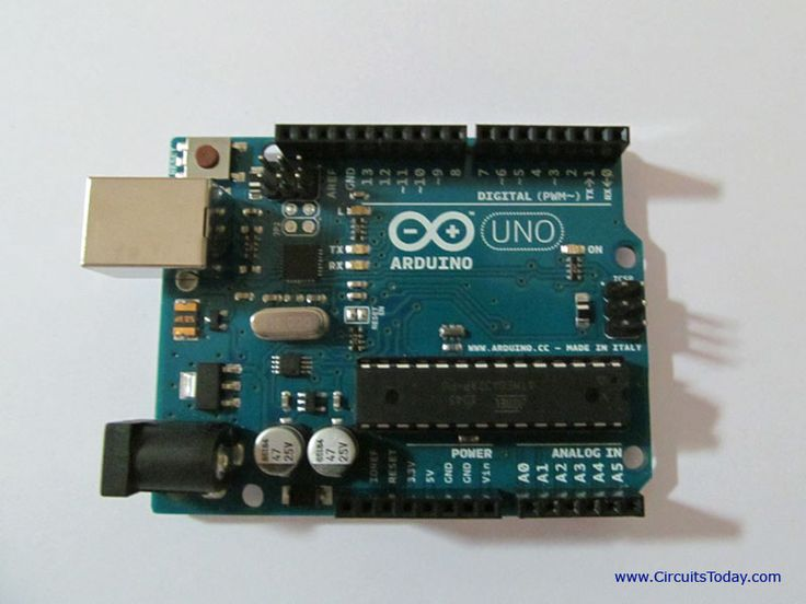 Photo of Arduino Uno BoardThe Big List of Arduino Projects and Circuits