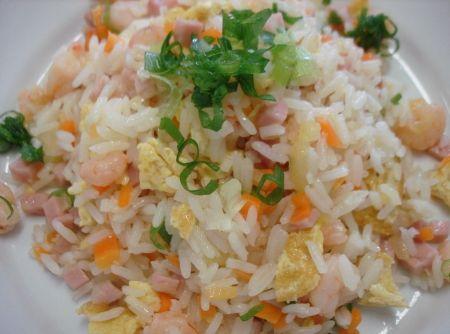 Arroz Chop Suey - Veja mais em: http://www.cybercook.com.br/receita-de-arroz-chop-suey.html?codigo=12782