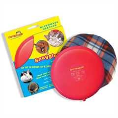 SnuggleSafe Pet Heat Pad with Cover - Assorted on sale | free uk delivery