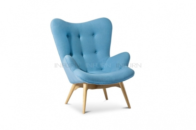 option for diesel's room. i love this chair so much it hurts. Chair inspired by Grant Featherston