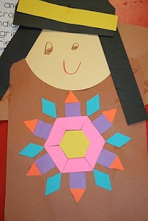 Several cute symmetry activities