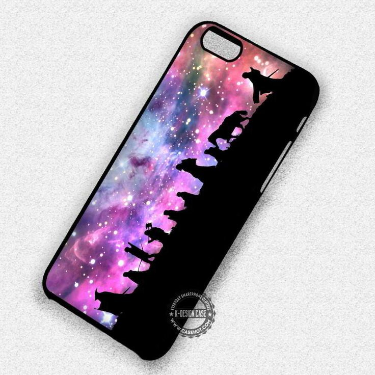 Silhouette Fellowship Wanderlust The Hobbit - iPhone 7 6 5 SE Cases & Covers #movie #thehobbit #iphonecase #phonecase #phonecover #iphone7case #iphone7 #iphone6case #iphone6 #iphone5 #iphone5case #iphone4 #iphone4case