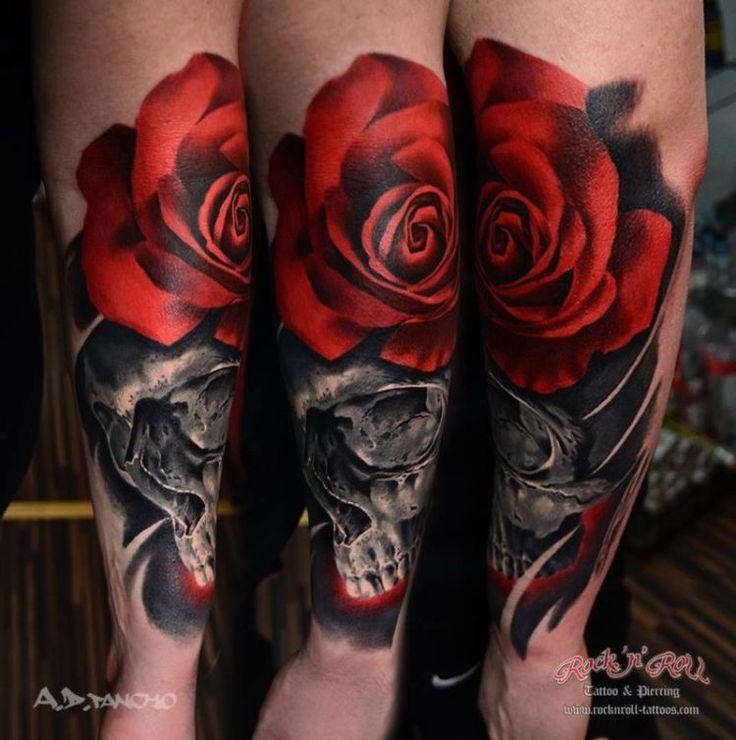A.D. Pancho Tattoos Put The Art In Body Art