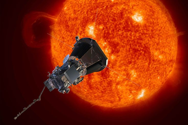 NASA's Mission to the Sun Gets a New Official Name - Seeker