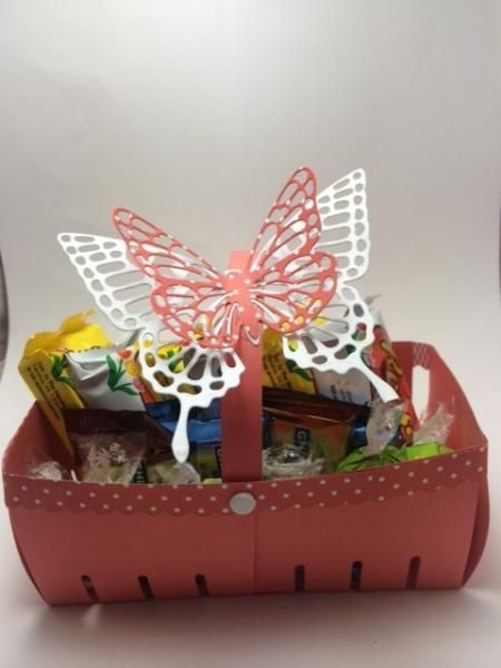 Double Berry Basket, Beth McCullough, Easter Basket, #stampinup #StampingMom www.StampingMom.com #DoubleEasterBasket