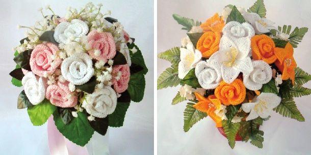 Bouquet sposa, fiori fai da te matrimonio | Partecipazioni per matrimonio