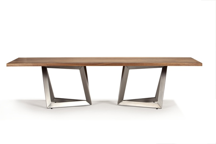 Aperture Dining Table by Brent Comber.  Available at Kozai Modern  $8,000