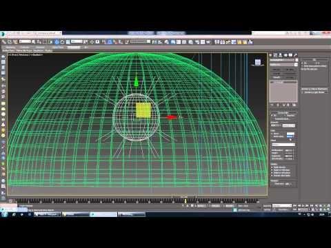Corona render İnterior Rendering Tutorial Part 1 Lightining 3ds max - YouTube