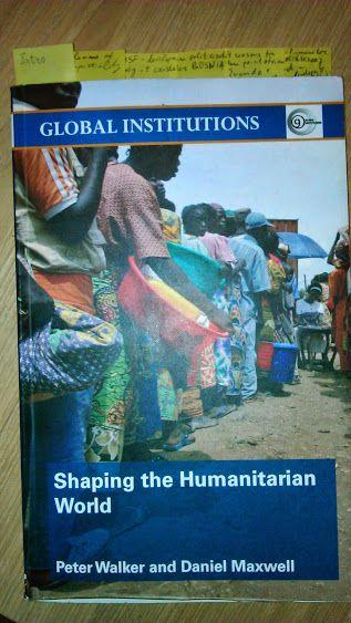 Peter Walker and Daniel Maxwell - Shaping the Humanitarian World