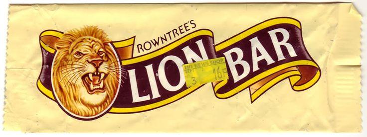 A 1986 Lion bar!