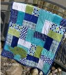Over 100 free and easy quilt patterns and tutorials for beginners. Many quick and simple diy ideas (including baby quilts). #easy quilt patterns #easy quilt patterns for beginners #quick and easy quilt patterns #simple quilt patterns #free quilt patterns