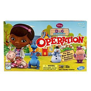 Hasbro Disney Do McStuffins Save with this Kmart Toy Coupon: $3 off $10 Toy Purchase	http://bargainbriana.com/kmart-3-off-10-toy-purchase-printable-coupon/  (expires 12/24) #kmartfab15