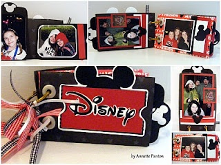 Going to Disney over break and I can't wait to make this when we get back!