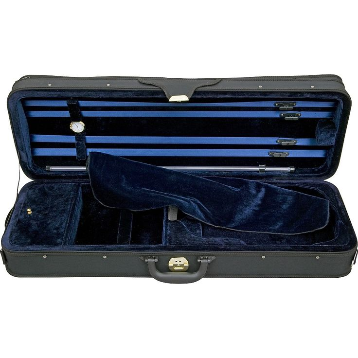 Bellafina Luxolite Violin Case  4/4 Size