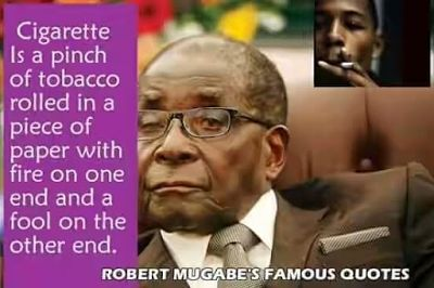 Check out 15 funny quotes inspired by President Mugabe as he turns 93 | Welcome to Linda Ikeji's Blog