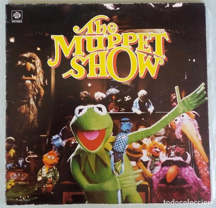 THE MUPPET SHOW. EL SHOW DE LOS TELEÑECOS. LP VINILO. 1977. (Música - Discos - LP Vinilo - Bandas Sonoras y Actores)