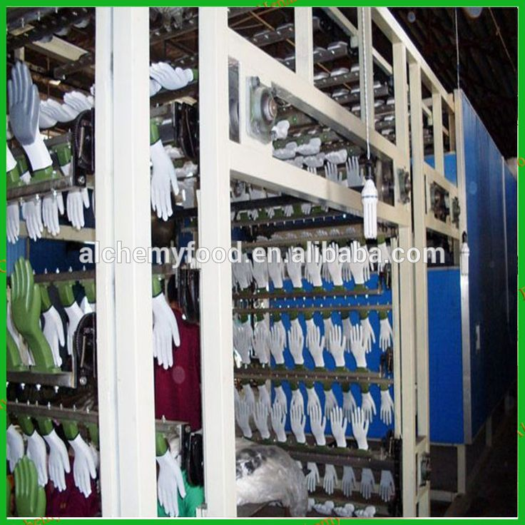 Best price of small medical latex glove making machine with CE certificate
