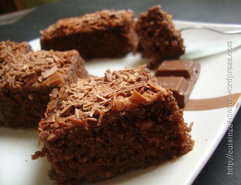 les 25 meilleures idées de la catégorie semoule au chocolat sur