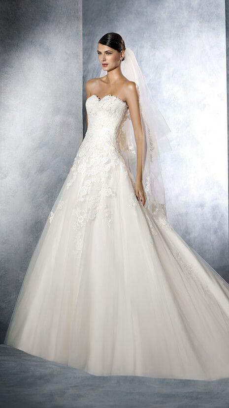 42 best white one images on pinterest short wedding for Wedding dresses norman ok