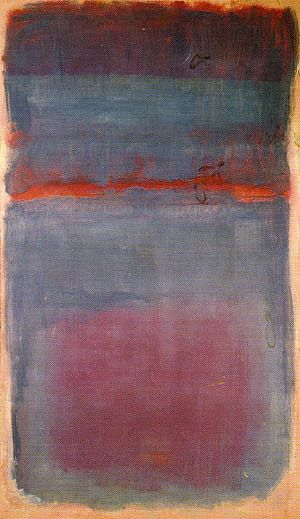 Mark Rothko Untitled 1949 C - Reproduction Oil Paintings