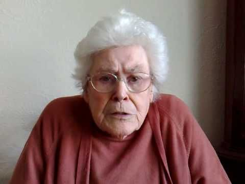 "Jean Weir reciting ""Cuddle Doon"" - YouTube - A little Scottish poem recited by an Irishwoman.  Lovely."